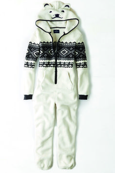 for that hard to shop for person lmao AEO Polar Bear Fair Isle Onesie Christmas Gifts For Girls, Christmas Pajamas, Holiday Gifts, Christmas Hair, Christmas 2019, Christmas Ideas, Winter Outfits, Cool Outfits, Summer Outfits