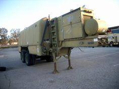 1988 Southwest Truck Body Co. 9GPRSMD Shop Equipment General Purpose Repair Semi-Trailer Mounted, Set No, 11. Equipped w