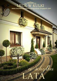 I love Anna's garden & her photography. Lecę w kulki...: Pożegnanie lata...:(