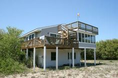 Whitehouse, Southern Shores, Oceanside, Outer Banks Vacation Rental. 1230 & taxes linens