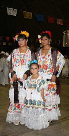 The people of Mexico: Mujeres Yucatecas!