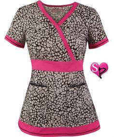Koi Scrubs Island Print Top and much Cute Nursing Scrubs, Cute Scrubs, Koi Scrubs, Medical Uniforms, Work Uniforms, Healthcare Uniforms, Nursing Uniforms, Scrubs Outfit, Scrubs Uniform