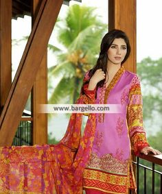 WL8453 Designer Spring Summer Collection Umer Sayeed Lawn April 2015 - UK USA Canada Australia Saudi Arabia Bahrain Kuwait Norway Sweden New Zealand Austria Switzerland Germany Denmark France Ireland Mauritius and Netherlands