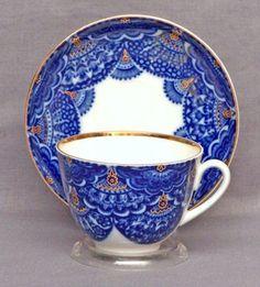 Russian tea cup