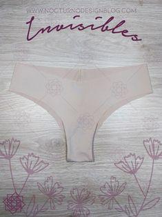 DIY: Panty invisible en 10 minutos + molde gratis – Nocturno Design Blog Bikini Pattern, Design Blog, Sewing Patterns Free, Free Sewing, Underwear, Bikinis, Swimwear, Bodysuit, Lingerie