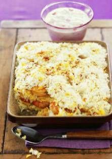 Crevettes au riz safrané Recette À Base De Riz, Recettes De Cuisine, Riz  Safrané 005a06822a5