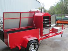 Our awesome smoker by Pitmakers Competition Smokers, Barbecue Grill, Grilling, Best Bbq Smokers, Taco Cart, Smoker Trailer, Smoke Bbq, Smoker Recipes, Smoking Meat