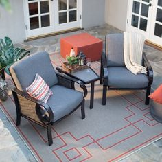 outdoor furniture pits on Pinterest