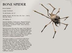 Картинки по запросу bone spider