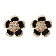 Handmade #earrings http://www.beads.us/product/Zinc-Alloy-Stud-Earring_p191865.html?Utm_rid=219754
