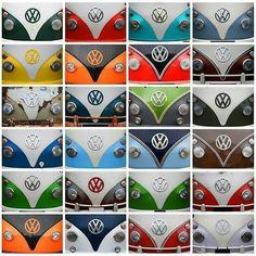 VW GRills