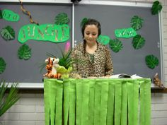 """""""It's a Jungle Out There""""- YW in excellence idea"""