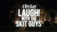 """Watch A Very Scary Laugh! with the Skit Guys. Enjoy some spooky Halloween fun this October with The Skit Guys Halloween Special. This special features 3 haunting skits, including """"Blair, Which Project?"""", """"Booger Monster"""" and """"Sceva House."""" It's perfect for a fall festival, small group gathering, youth group or at home with the family."""