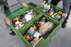 Zet je voedsel op de bank!