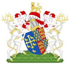 Coat of Arms of Richard II of England