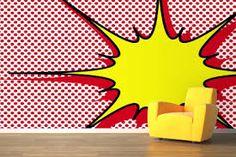 Resultado de imagen para pop art lichtenstein wallpaper