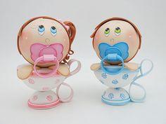 Bonequinhos em EVA - Clube de Artesanato