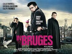 agua estancada: Película: In Bruges (2008)