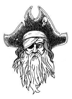 skeleton pirate pirates pinterest tatouages squelette et id es de tatouages. Black Bedroom Furniture Sets. Home Design Ideas