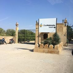 Royal, gorgeous and palatial, this property in the middle of the desert is a must-stay while in Jaisalmer.