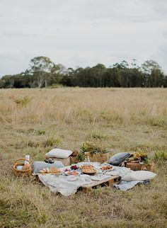 A Rustic Fall Picnic Get Together - Inspired by This