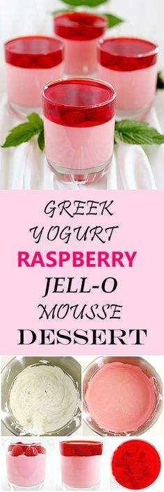 This delicious dessert is very easy to put together but is a great mouth-pleaser.  They are very attractive on the dessert table; with these dessert cups on the table along with other desserts, guess which dessert kids gravitate to first? These beautiful little Jell-O cups!