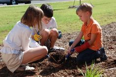 """""""Transplanting 'Grow Healthy Kids' to to the Home Learning Environment"""" by Julie Thompson-Adolf for RedWhiteandGrew.com #homeschool"""