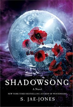 Love this insansely gorgeous cover of Shadowsong - the sequel to Wintersong