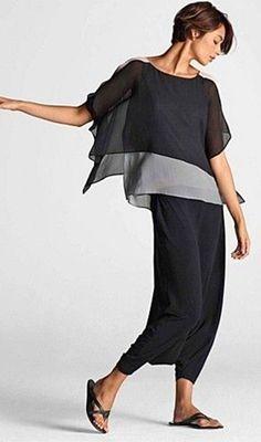 Laagjes modes Fashion Details, Boho Fashion, Fashion Design, Fashion Outfits, Womens Fashion, Le Look, Chic Over 50, Travel Wardrobe, Linen Dresses