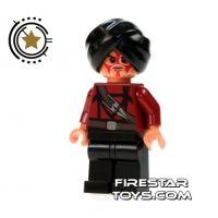 LEGO Indiana Jones Mini Figure - Temple Guard 1
