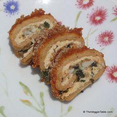 Seitan bracciole - https://www.theveggietable.com/blog/vegetarian-recipes/main-courses/seitan-braciole/