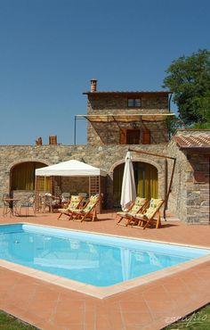 Hotel Borgo Casa al Vento- Tuscany;  Gaiole in Chianti, Italy