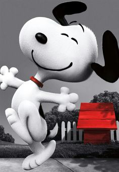 It's A Jolly Old Snoopy!