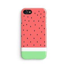Pastel Watermelon  iPhone 7 case Samsung galaxy S8 case