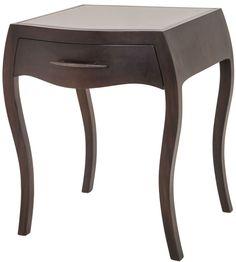 Varese  1 Drawer Side Table