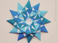 Origami-12-Pointed-Star-15