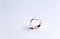 FOLDING METAL  uM_jewelry by keikouemura