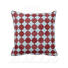 The Best burgundy and blue throw pillows Illustrations, amazing burgundy and blue throw pillows for burgundy and blue throw pillows retro dots burgundy and blue throw pillow burgundy and blue throw pillows 84 Blue Throw Pillows, Accent Pillows, Decorative Throw Pillows, Home Interior Design, Burgundy, Dots, Woven Cotton, Retro, How To Make