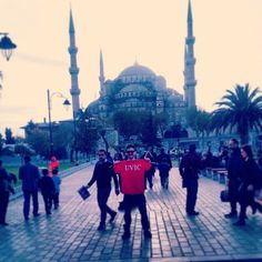 Istanbul 2013/14 Exchange by Graham Blakeney