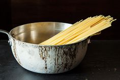 Did you know you can pre-soak pasta and it then boils up to al dente in 60 seconds? | 3 methods for cooking pasta