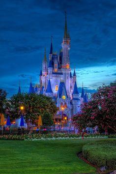 Happiest place on Earth! Disney World Resort, Florida.
