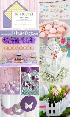 Invitaciones para Baby Shower, Invitaciones de Baby shower, Fiesta decorada con…