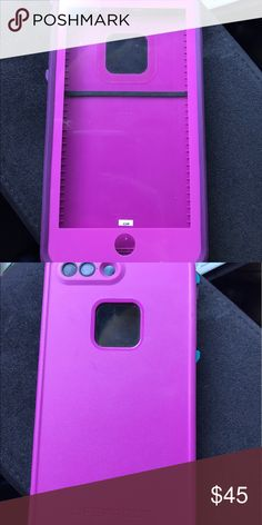 Shop Women s LifeProof Pink size iPhone 7 plus Phone Cases at a discounted  price at Poshmark. 0f6d5f0844