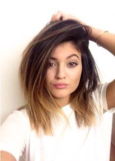 Kylie Jenner's hair !!