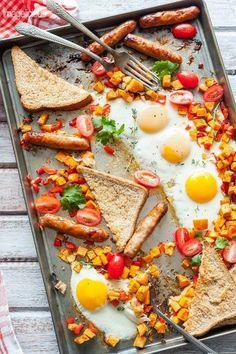 Full Breakfast Sheet Pan