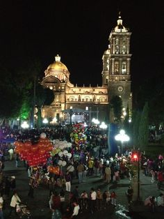 Cathedral #Puebla #Mexico