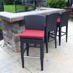 Unique patio furniture loveseat clearance for your home