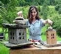 Make your own Japanese-style outdoor lanterns - the ultimate in easy ...