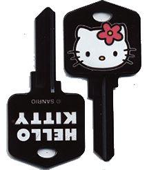 Hello Kitty House Keys