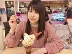 今日は舞台の稽古終わってから彩音ちゃんとカフェに行ったよ . やっぱり甘いものは体に染みる美味しい これはねきな粉のパフ... #Team8 #AKB48 #Instagram #InstaUpdate